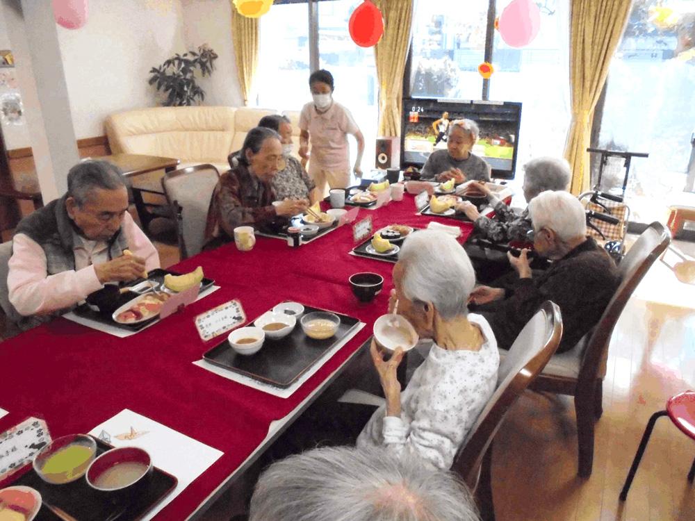 100歳祝いの会