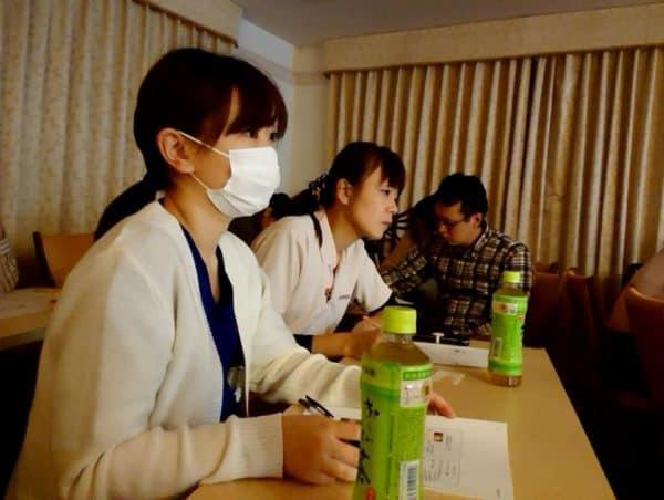 褥瘡予防研修