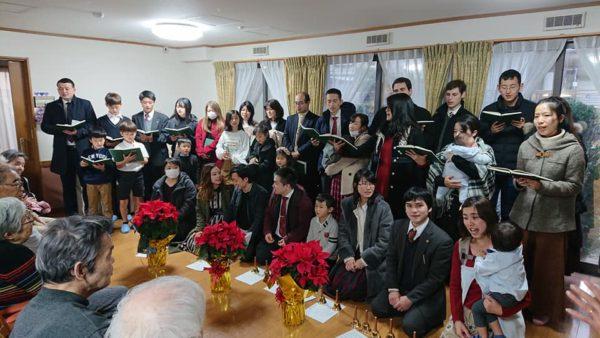 クリスマス聖歌隊